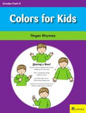Colors for Kids: Finger Rhymes