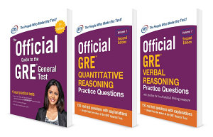 Official GRE Super Power Pack  Second Edition Book