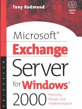 Microsoft Exchange Server for Windows 2000 PDF