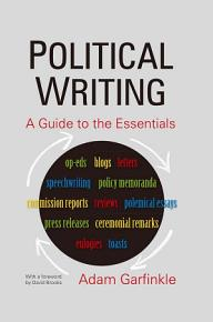 Political Writing  A Guide to the Essentials PDF