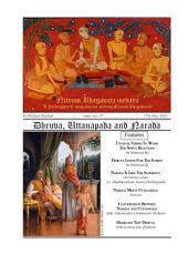 NBS#37: Dhruva, Uttanapada and Narada