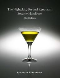 The Locksley Nightclub Bar And Restaurant Security Handbook Book PDF