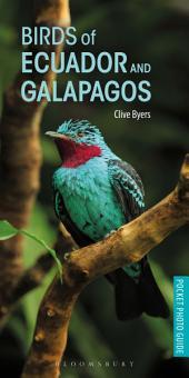 Birds of Ecuador and Galapagos