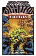 Savage Dragon Archives 8 PDF