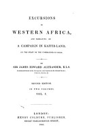 Excursions in Western Africa PDF