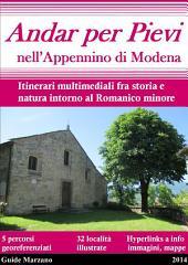 Andar per pievi nell'Appennino di Modena: Itinerari multimediali fra storia e natura intorno al romanico minore
