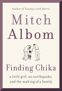 Finding Chika Book