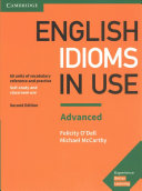 English Idioms in Use Advanced Book with Answers PDF