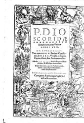 Pharmacorum simplicium reique medicae libri VIII. Jo. Ruellio interprete (etc.)