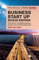 The Financial Times Guide to Business Start Up PDF