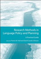 Research Methods in Language Policy and Planning PDF