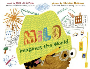 Milo Imagines The World Book PDF