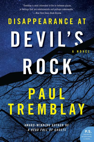 Download Disappearance at Devil s Rock Book