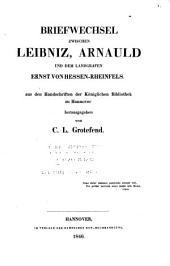 Gesammelte Werke: Aus den Handschriften der Königlichen Bibliothek zu Hannover
