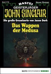 John Sinclair - Folge 1778: Das Wappen der Medusa