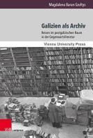 Galizien als Archiv PDF