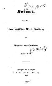 Humboldts Kosmos: In verkürzter Gestalt, Band 3