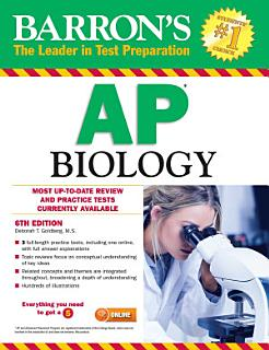 Barron s AP Biology Book