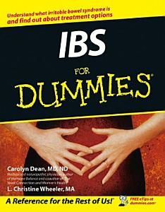 IBS For Dummies Book