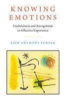 Knowing Emotions PDF