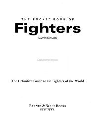 The Pocket Book of Fighters