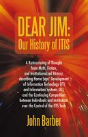 Dear Jim  Our History of Itis PDF