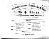 Pracktische Orgelschule: 15te Sammlung der Orgelstücke ; op. 55. 15 Nachspiele mit abwechselnden Manualen. 3