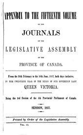 Journals: Volume 15, Issue 7