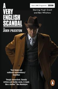 A Very English Scandal Book