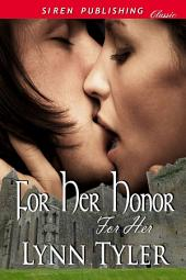 For Her Honor [For Her 1]