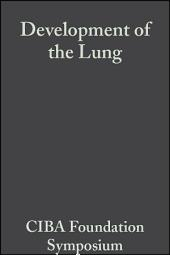 Development of the Lung