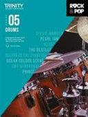 Trinity Rock & Pop 2018 Drums Grade 5