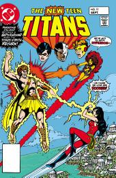 The New Teen Titans (1980-) #11