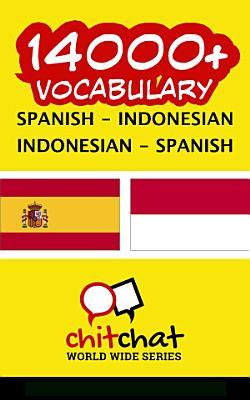 14000  Spanish   Indonesian Indonesian   Spanish Vocabulary