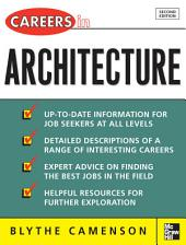 Careers in Architecture: Edition 2