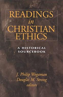 Readings in Christian Ethics PDF