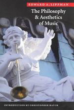 The Philosophy & Aesthetics of Music