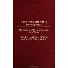 Achieving Sustainable Development PDF