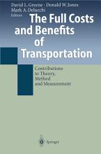The Full Costs and Benefits of Transportation PDF