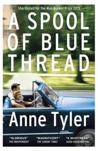 A Spool of Blue Thread Book