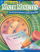 Eighth Grade Math Minutes PDF