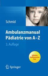 Ambulanzmanual P  diatrie von A Z PDF