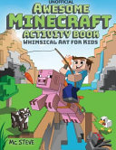 Awesome Minecraft Activity Book Book