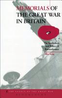 Memorials of the Great War in Britain PDF