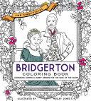The Unofficial Bridgerton Coloring Book