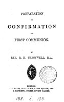Preparation for Confirmation and first communion PDF
