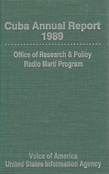 Cuba Annual Report  1989 PDF