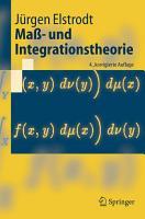 Ma    und Integrationstheorie PDF