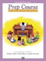 Alfred's Basic Piano Prep Course - Lesson D