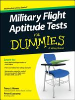 Military Flight Aptitude Tests For Dummies PDF